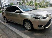 Bán Toyota Vios sản xuất 2017, màu vàng giá 498 triệu tại Hà Nội
