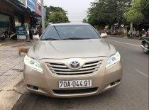 Cần bán lại xe Toyota Camry 2007, màu vàng, nhập khẩu còn mới giá 770 triệu tại Tây Ninh