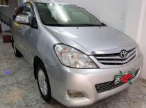 Cần bán lại xe Toyota Innova V năm 2011, màu bạc chính chủ giá 455 triệu tại Tp.HCM