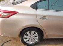 Cần bán lại xe Toyota Vios năm 2017, màu vàng giá 460 triệu tại Nghệ An
