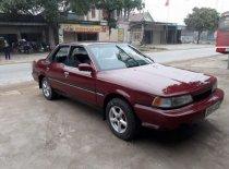 Bán Toyota Camry sản xuất 1988, màu đỏ, nhập khẩu   giá 50 triệu tại Nghệ An