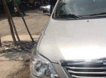 Cần bán Toyota Innova 2.0G sản xuất 2012, màu bạc, xe gia đình giá 460 triệu tại Tp.HCM