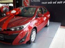 Bán Toyota Vios đời 2019, màu đỏ, giá cạnh tranh giá 606 triệu tại Tp.HCM