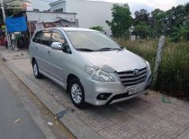 Bán xe Toyota Innova E 2014, màu bạc chính chủ giá 528 triệu tại Khánh Hòa