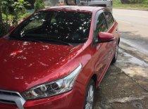 Cần bán xe Toyota Yaris 1.3G sản xuất năm 2016, màu đỏ, xe nhập  giá 570 triệu tại Thái Nguyên