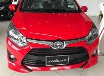 Bán Toyota Wigo đời 2019, màu đỏ, nhập khẩu giá 345 triệu tại Tp.HCM