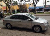 Cần bán xe Toyota Vios E sản xuất 2010, màu bạc giá 360 triệu tại Hà Nội