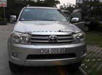 Cần bán Toyota Fortuner G 2.5 năm sản xuất 2009 giá 575 triệu tại Hà Nội