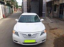 Bán xe Toyota Camry 2.4LE đăng kí 2008 màu trắng nhập Mỹ giá 537 triệu tại Tp.HCM