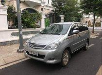 Cần bán xe Toyota Innova G 2010, màu bạc xe gia đình giá 385 triệu tại Tp.HCM