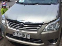 Cần bán Toyota Innova sản xuất năm 2012 giá 415 triệu tại Tp.HCM