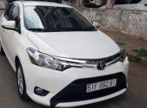 Bán Toyota Vios năm sản xuất 2016, màu trắng chính chủ giá 480 triệu tại Tp.HCM