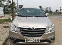 Bán Toyota Innova 2.0E năm sản xuất 2014, giá chỉ 515 triệu giá 515 triệu tại Hà Nội