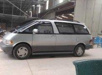 Cần bán lại xe Toyota Previa sản xuất năm 1994, màu bạc giá cạnh tranh giá 160 triệu tại Tp.HCM
