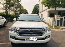 Cần bán lại xe Toyota Land Cruiser 4.6 năm 2016, màu trắng, nhập khẩu, như mới giá 3 tỷ 650 tr tại Hà Nội