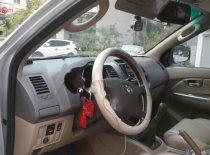 Cần bán lại xe Toyota Fortuner G 2.5 đời 2009, màu bạc chính chủ, 575 triệu giá 575 triệu tại Hà Nội