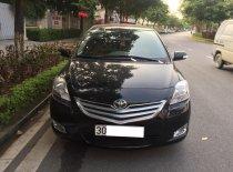 Gia đình nhà tôi cần bán chiếc Toyota Vios 1.5E 2012, số sàn màu đen chính chủ nhà tôi đang sử dụng LH 0984386598 giá 306 triệu tại Hà Nội