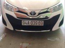Cần bán Toyota Vios năm 2019, màu trắng, xe nhập giá 530 triệu tại Bạc Liêu
