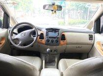 Cần bán lại xe Toyota Innova 2.0G đời 2010, màu bạc chính chủ giá 348 triệu tại Hà Nội