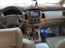 Cần bán lại xe Toyota Innova đời 2010, màu bạc giá 365 triệu tại Lâm Đồng