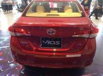 Bán Toyota Vios 1.5G đời 2019, màu đỏ, giá chỉ 566 triệu giá 566 triệu tại Hà Nội