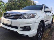 Bán Toyota Fortuner Sportivo 2014 tự động trắng xe zin đẹp lộng lẫy giá 753 triệu tại Tp.HCM