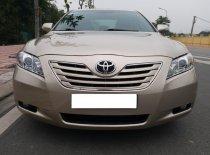 Toyota Camry V6 3.5 limited XLE màu vàng/kem sản xuất 12/2007 đăng ký biển Hà Nội giá 585 triệu tại Hà Nội