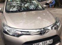 Bán Toyota Vios G 1.5 CVT sản xuất 2018, màu vàng cát giá 570 triệu tại Hà Nội