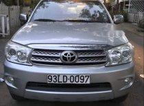 Cần bán xe Toyota Fortuner đời 2011, màu bạc, 488tr giá 488 triệu tại Tp.HCM
