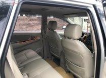 Bán xe Innova G màu bạc sản xuất năm 2011, xe tôi đi giữ gìn vẫn còn đẹp giá 390 triệu tại Hà Nội