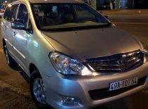Cần bán lại xe Toyota Innova J đăng ký 2008, màu bạc mới 95%, giá chỉ 265triệu giá 265 triệu tại Lâm Đồng
