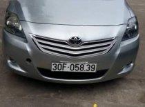 Cần bán Toyota Vios năm sản xuất 2013, màu bạc, đăng ký 2013 giá 375 triệu tại Hà Nội