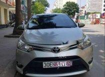 Bán Toyota Vios MT sản xuất 2016, màu bạc số sàn, giá 460tr giá 460 triệu tại Hà Nội