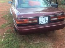 Cần bán gấp Toyota Camry năm 1990, màu đỏ, giá tốt giá 125 triệu tại Bình Phước