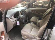 Bán Toyota Innova G đời 2008, màu bạc, bảo dưỡng chính hãng giá 353 triệu tại Hà Nội