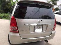 Bán Toyota Innova G 2008, giá 335tr giá 335 triệu tại Hải Phòng