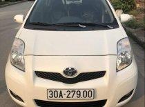 Bán Toyota Yaris đời 2010, màu trắng, nhập khẩu Nhật Bản chính chủ giá 400 triệu tại Hà Nội