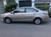Cần bán Toyota Vios E 2017 số sàn, màu nâu vàng giá 473 triệu tại Tp.HCM