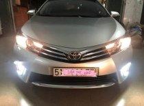 Cần bán Toyota Altis số tự động, màu bạc 1.8, xe đẹp 1 chủ từ đầu, nguyên bản giá 649 triệu tại Bình Dương