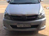Cần bán Toyota Innova 2009, màu bạc, xe nhập   giá 450 triệu tại Bình Phước