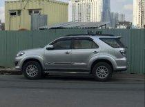 Bán Toyota Fortuner năm sản xuất 2013, màu bạc, 665tr giá 665 triệu tại Tp.HCM