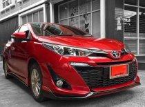 Bán xe Toyota Vios năm 2019, màu đỏ, giá tốt giá 606 triệu tại Tp.HCM