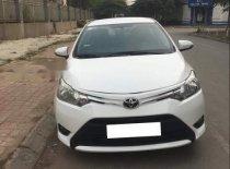 Cần bán lại xe Toyota Vios đời 2014, màu trắng, giá chỉ 355 triệu giá 355 triệu tại Hà Nội