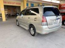 Bán Toyota Innova G sản xuất 2010, màu bạc, số sàn giá 358 triệu tại Hà Nội