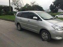 Bán Toyota Innova G đời 2010, màu bạc, số sàn  giá 360 triệu tại Hà Nội