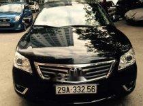 Bán Toyota Camry 2.4G đời 2011, xe tư nhân đăng ký chính chủ giá 686 triệu tại Hà Nội