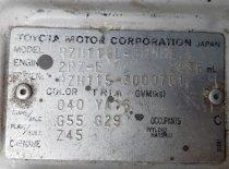 Bán ô tô Toyota Hiace Van 2.4 đời 2003, màu trắng giá 142 triệu tại Hà Nội