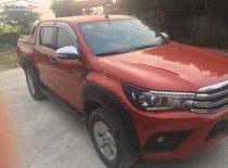 Cần bán gấp Toyota Hilux 2.8G 4x4 AT đời 2016, màu đỏ, nhập khẩu giá 725 triệu tại Nghệ An