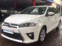Bán Toyota Yaris 1.3 G 2016, màu trắng, 595tr giá 595 triệu tại Hà Nội