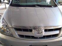 Bán Toyota Innova J sản xuất năm 2007, màu bạc, xe nhập, 247 triệu giá 247 triệu tại Bình Định